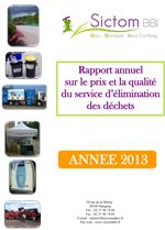 Rapport annuel 2013